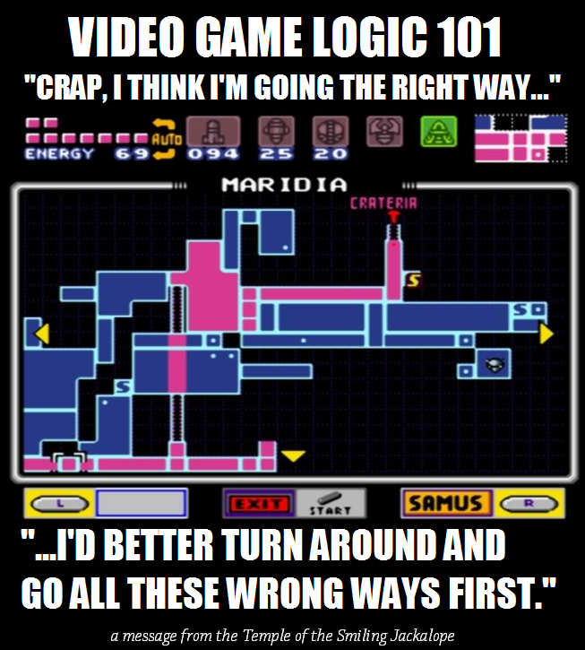videogamelogic